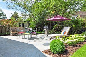 Tips voor de kleine tuin