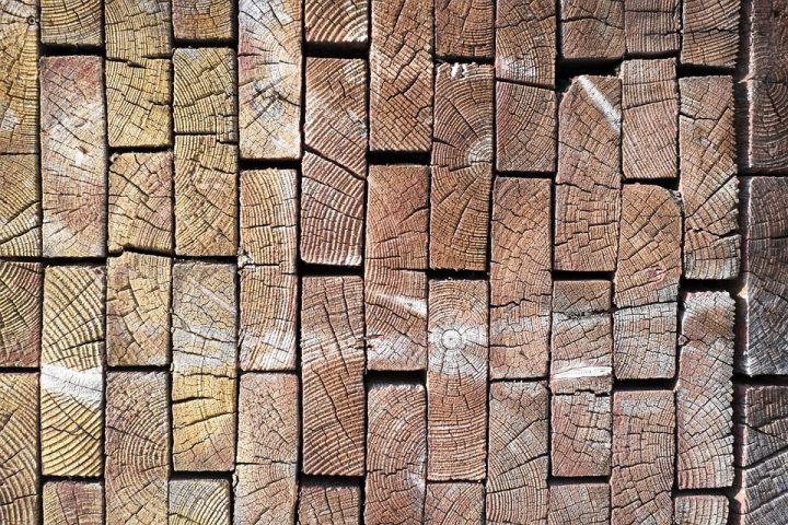De mogelijkheden van steigerhout