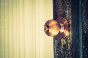 Retro deurknoppen