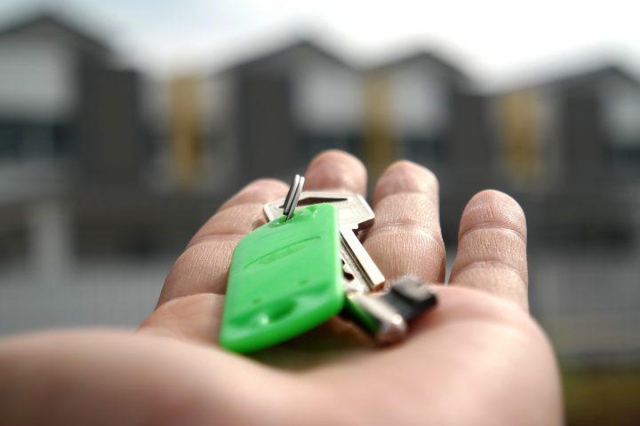 Je eerste huis kopen