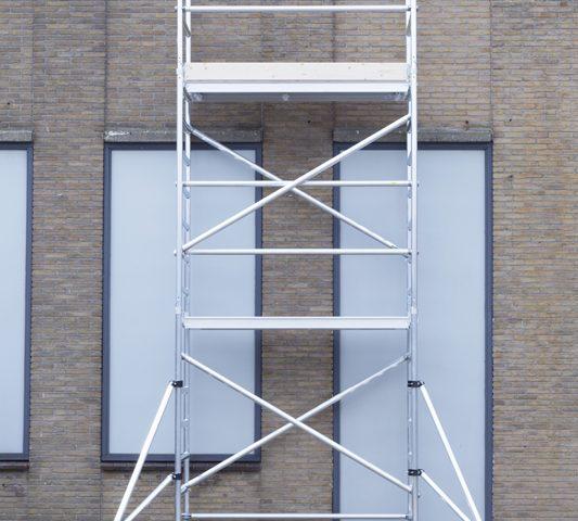 Rolsteiger, het alternatief voor een ladder