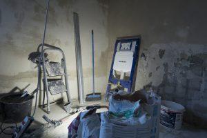 Wat te doen met bouwafval tijdens een verbouwing?