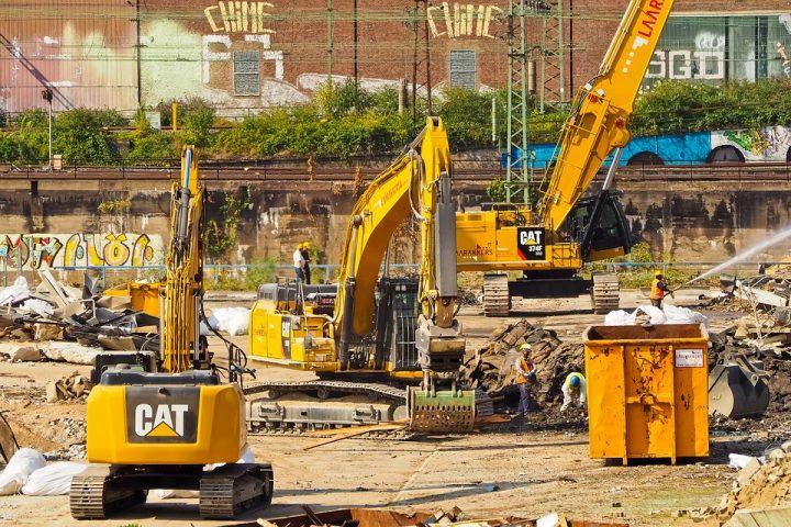 Het aanbod bouw vacatures in Groningen