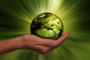 Een bijdrage leveren aan een duurzamere wereld