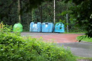 Afvalcontainers zijn belangrijk